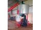 Пресс экструдер для производства топливных брикетов