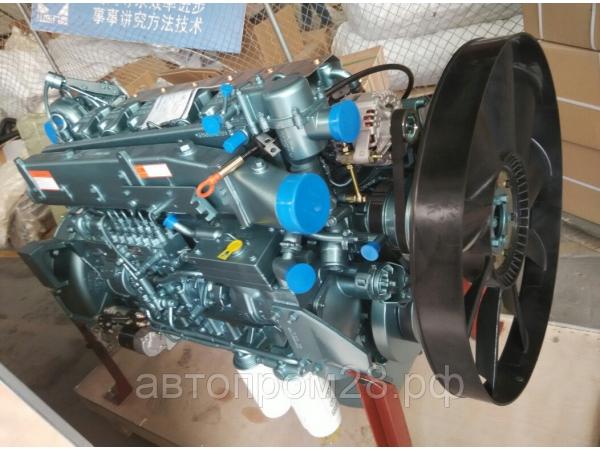 Двигатель WD615.47 Евро 2 HOWO