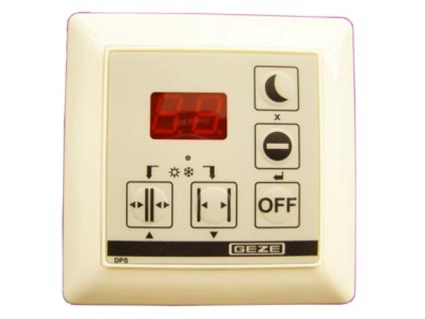 DPS-N1 Дисплейный программный переключатель Geze