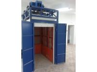 Промышленные грузовые подъёмники для производства