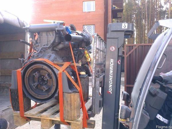 Двигатели б/у Isuzu 6HK1 6BG1 экскаватор Хитачи JCB Case