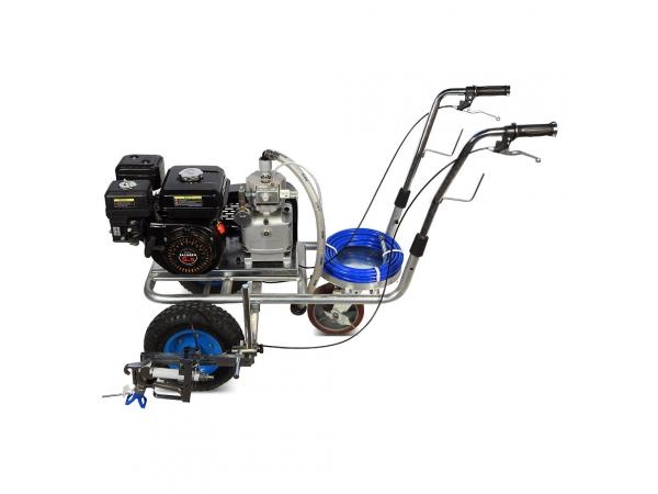 Аппарат для нанесения дорожной разметки HYVST SPLM 750