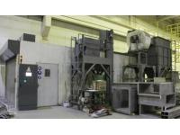дробеструйная  установка  очистки металла бу