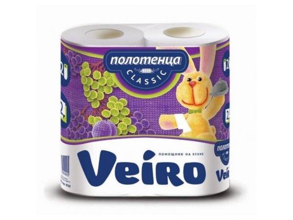 Полотенце бумажное VEIRO