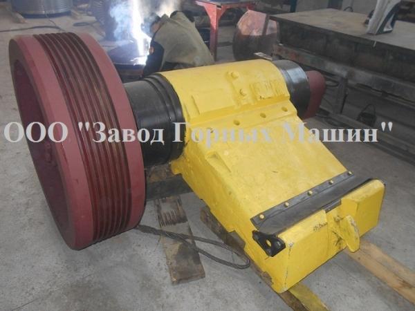 Производим:Щека в сборе на СМД 108 ч.1048902000