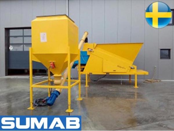 Мобильный завод Sumab Mini