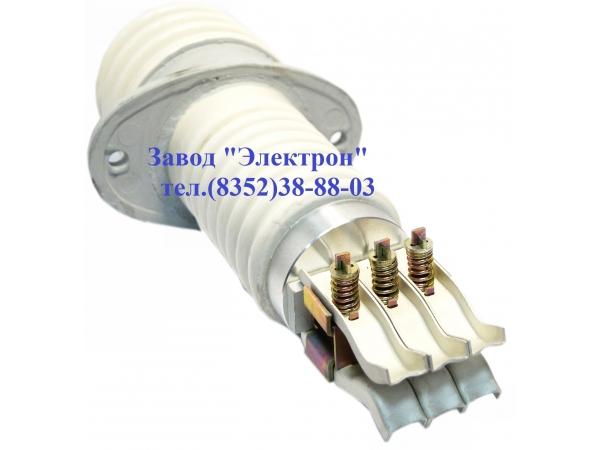 Производитель предлагает неподвижные контакты для КРУ К6У.