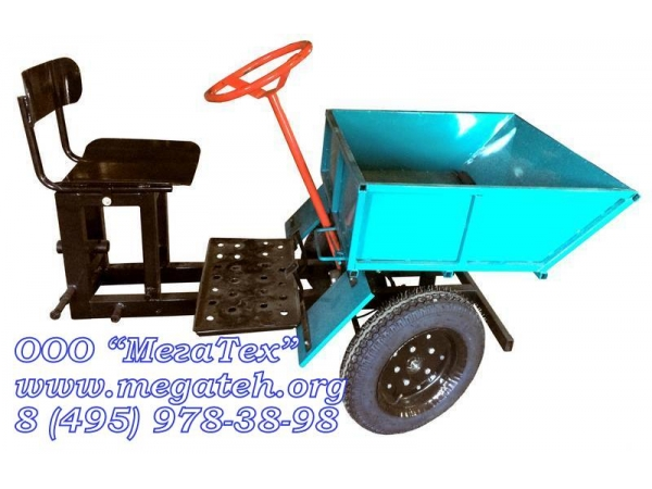 Адаптер кузовной АК-1 для мотоблока