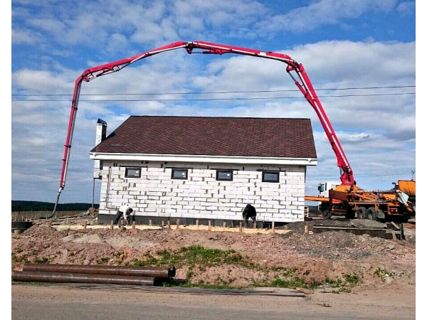 Нижегородский бетон температура бетонной смеси при приготовлении