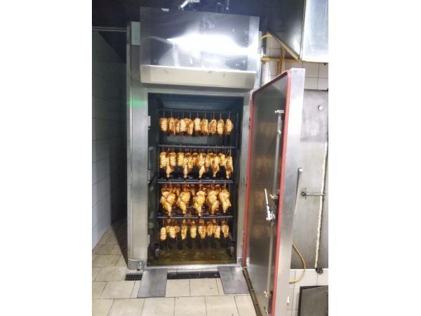 Термокамера коптильно-варочная с газовым разогревом от КФТЕХНО