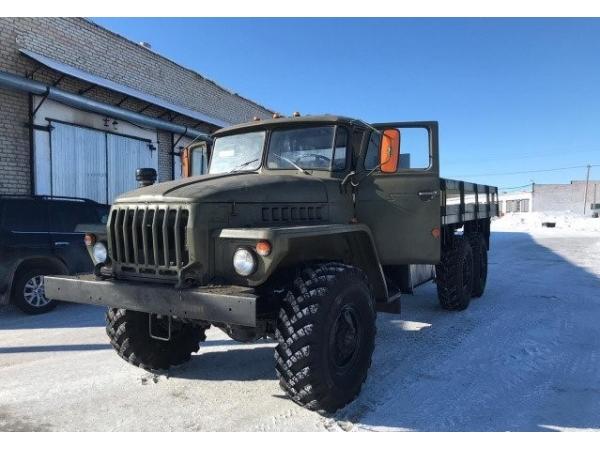Бортовой Урал 4320