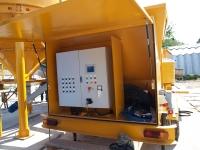 Мобильный бетонный завод SUMAB LT-1200