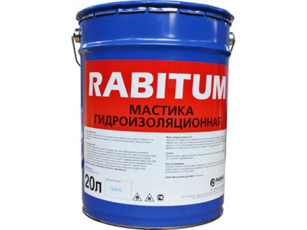 Мастика гидроизоляционная RABITUM