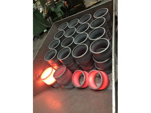 производство подшипниковых втулок с кольцепрокатным станом