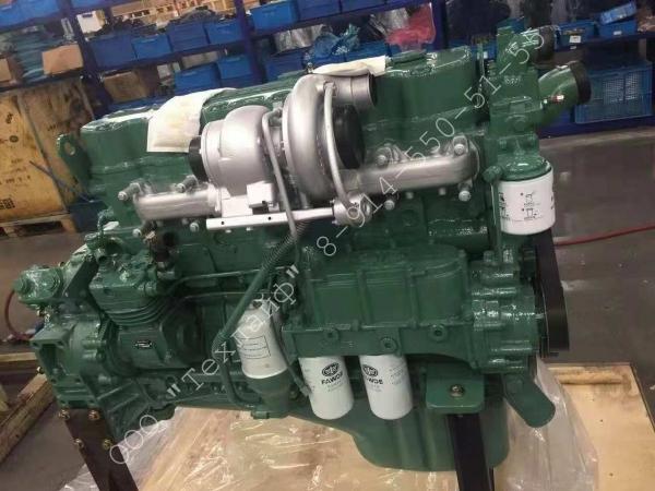 Двигатель новый оригинальный FAW серии CA6DL2 Евро-2 любой модификкаци