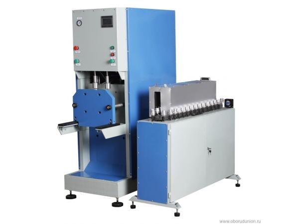 Полуавтомат выдува пэт-тары ПВ-400, 0.2-6.0л., 16Атм.