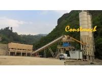 CONSTMACH 100 м3 / ч – 2 m3 смеситель - бетонный завод