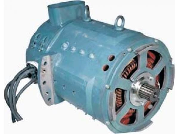 ЭДП-600 тяговый электродвигатель