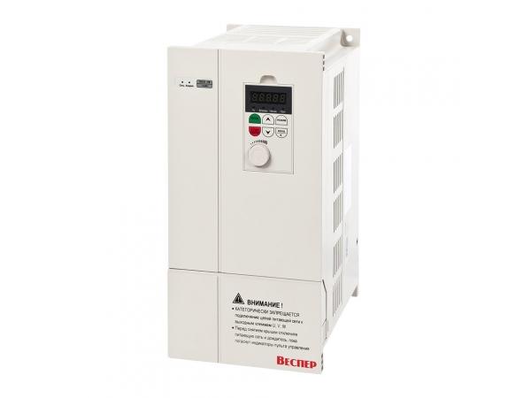 Частотный преобразователь Веспер серии E4-8400-001H 0.75 кВт, 380В