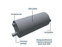 Воздухосборник вертикальный и горизонтальный А1И Серия 5.903-20