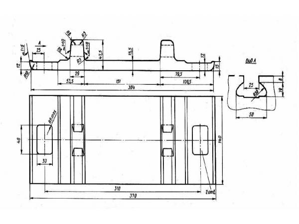 Подкладка КБ-65