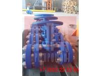 Задвижка DN50 PN250 31лс45нж  с КОФ