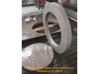 Гидроабразивная резка металла до 200 мм (стол 4000х2000)