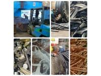 Приемка лома цветных металлов
