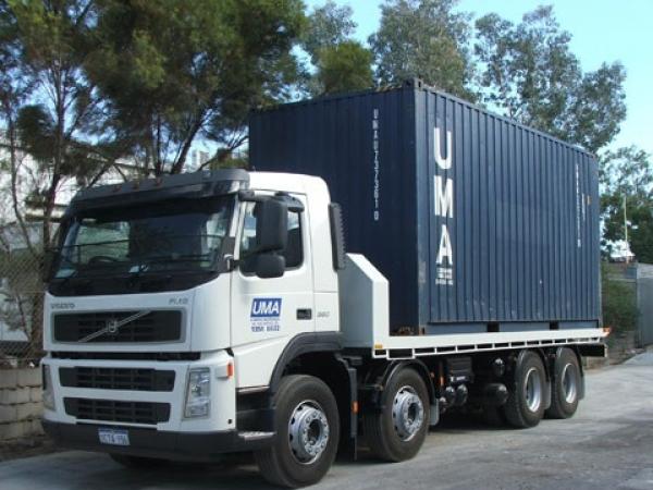 Аренда, заказ контейнеровоза