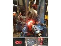 кольцепрокатный стан для производства подшипниковых втулок