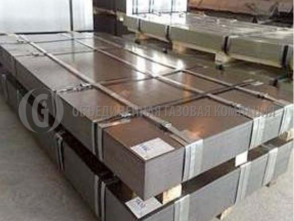 Лист стальной холоднокатаный, 08пс, от 0,35 мм - 2 мм, ГОСТ 16523-97.