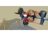 МИГ- Машина для ленточной изоляции стальных трубопроводов