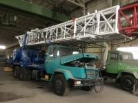 УПА 60/80 на шасси КрАЗ-65053 - 2016 г.