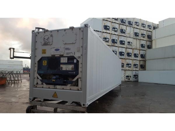 Рефрижераторные контейнеры 40 футов (High Cube)