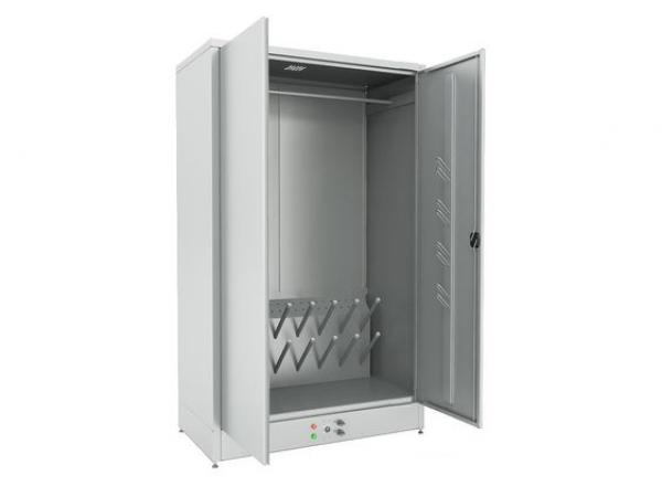 Шкаф металлический сушильный для одежды и обуви ШСО-09