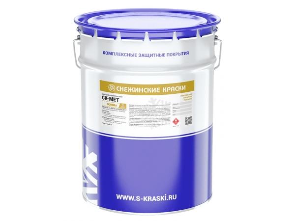 Антикоррозионный полиуретановый материал СК-МЕТ для защиты металла