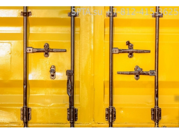Запорные устройства контейнера для дверей | Замок для дверей