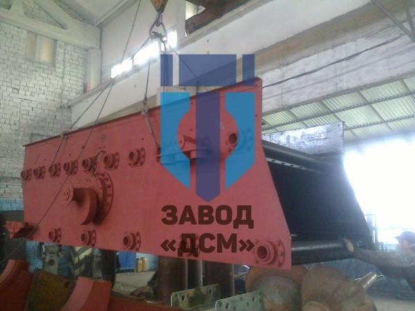 Грохот инерционный тяжелый ГДСМТ-53 (ГИТ-53)