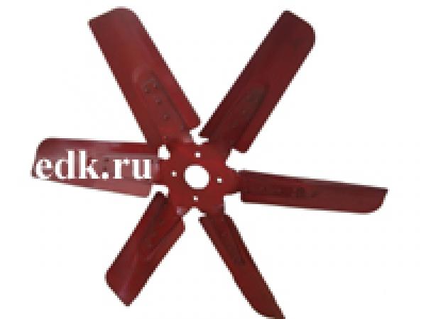 Обратный вентилятор системы охлаждения на ДЭС