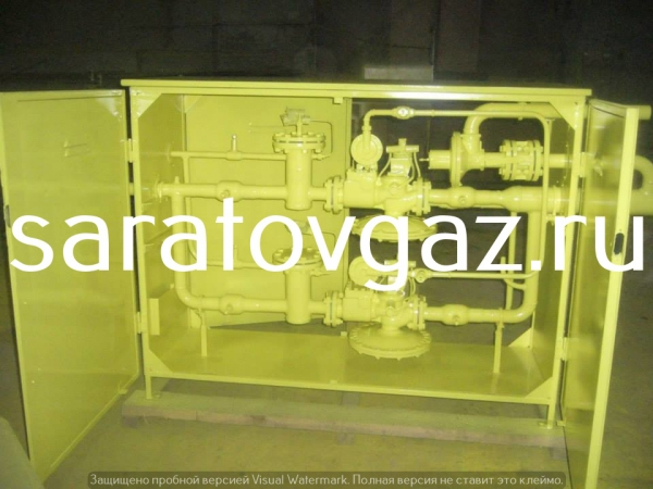 Производство : газовый пункт ГСГО-М . Срок изготовления 3-5 дней. . От