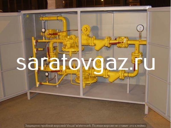 Производство : газорегуляторный пункт шкафной ГСГО-М-02 . Срок изготов