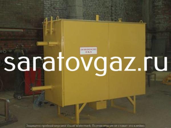 Производство : газорегуляторный пункт ГСГО-М-02 . Срок изготовления 3-