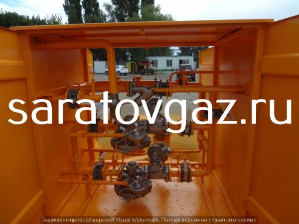Производство : газовый пункт ГСГО-М-02 . Срок изготовления 3-5 дней. .