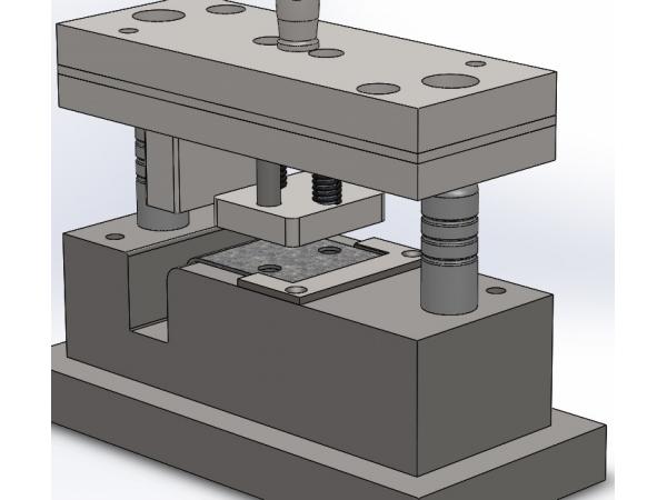 Изготовление пресс-форм и штампов под заказ.