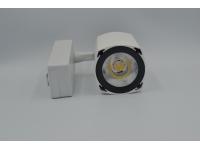Светильник светодиодный трековый FAZZA С110 10W однофазный