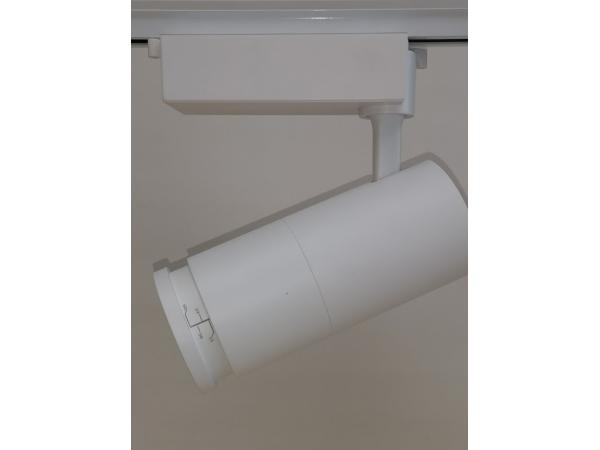 Светильник светодиодный трековый FAZZA Z130 30W 15-60гр