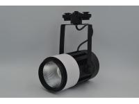 Светильник светодиодный трековый FAZZA S125 25W однофазный