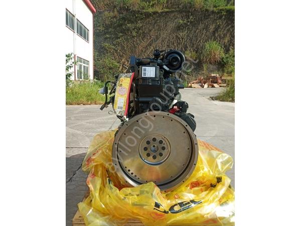 Двигатель в сборе CUMMINS 6BTA5.9-C155 для катка SHANTUI SR18MP-2