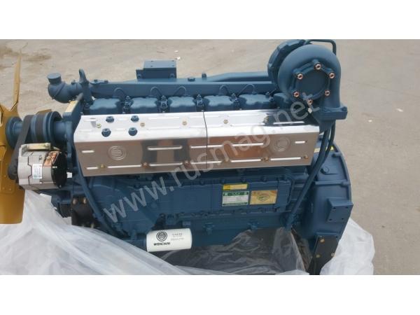 Двигатель Weichai WP10.340E32 ЕВРО-2 для Shaanxi, Shacman