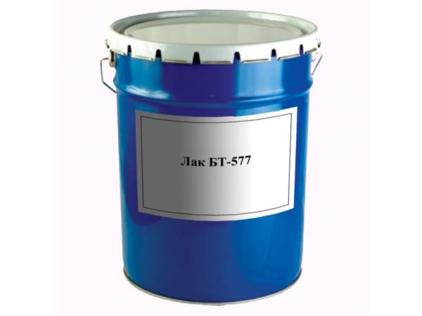 Лак БТ-577 Кузбаслак (10 л)